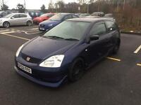 Civic ep1 type r rep swap corsa golf ect ???
