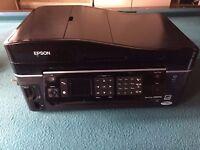 Espon sx610fw printer. Good condition