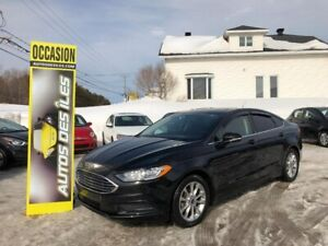 2017 Ford Fusion SE 1.5T écoboost