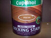 cuprinol decking stain