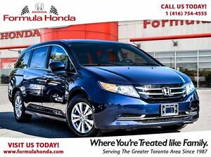 2015 Honda Odyssey Ex- For Comfort and Safety its hard to beat.