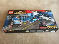 Lego 76032 Quinjet City Chase