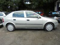 CHEAP VAUXHALL ASTRA WITH 12 MONTHS MOT