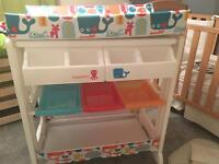 Cosatto baby changing station