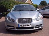 2008 Jaguar XF Luxury D V6 Automatic MOT until January 18 FSH 3 month/3000 miles warranty