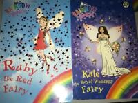 Rainbow magic children's books