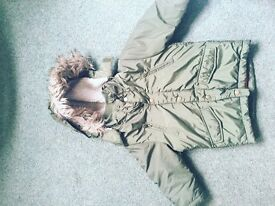 H&M coat 1.5-2 years