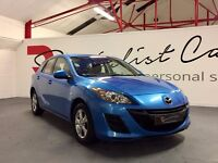 MAZDA 3 1.6 TS 5DR [2009/59 / 1 OWNER / 47000 MLS / STUNNING EXAMPLE / FULL SERVICE HISTORY /