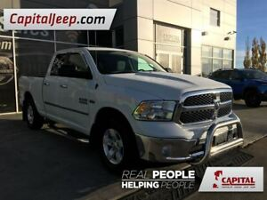 2014 Ram 1500 SLT| Cloth| 4X4| AUX| Trailer Tow Mirrors