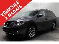 2014 Nissan Pathfinder SV AWD A/C MAGS 7 PASSAGERS