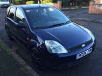 2004 Ford Fiesta 1.4 TDCI - £30 tax/year only