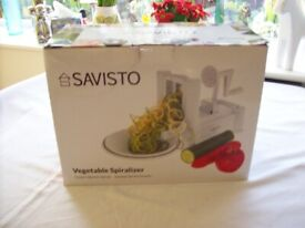 Savisto Vegetable Spiralizer