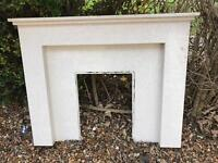 FREE Marble fire place