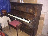 PIANO free to first to collect