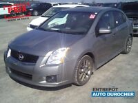 2011 Nissan Sentra SE-R( 4 cyl. air clim.,cruise,toit ouvrant,na