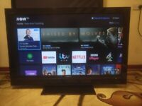 Sony Bravia 46 inch LCD with 3 HDMI/ Freeviw
