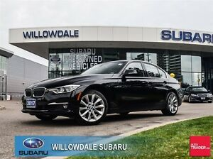 2017 BMW 330I xDrive No Accidents One Owner