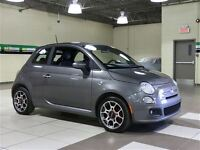 2013 Fiat 500 SPORT AUTO A/C MAGS