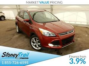 2014 Ford Escape SELF PARKING! TITANIUM! 2.0L ECOBOOST! NAV! LEA