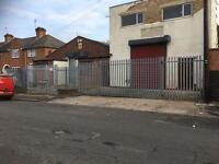 1500sqft Commercial Unit, storage, garage, workshop Tyseley **available**