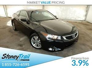 2009 Honda Accord EX-L - LEATHER! SUNROOF! DUAL ZONE CLIMATE! HE