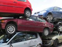 We buys any scrap car and van Same Day Car Scrapping in London Scrap My Car