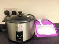 breville rice cooker instructions