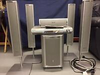 DVD player & Surround Sound System