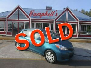 2012 Toyota Yaris LE!! ONE OWNER