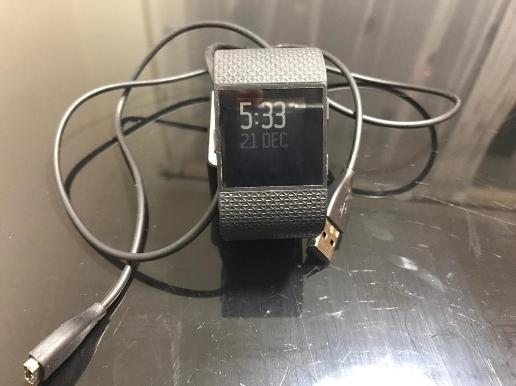 Fitbit Surge L Large Size In Ilford London Gumtree
