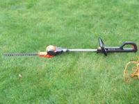 Gardena THS 400 Long Reach Electric Hedge Cutter
