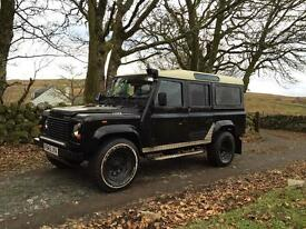 1988 Land Rover 110 county 200tdi mint chassis night heater etc