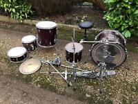 Drum kit stagg