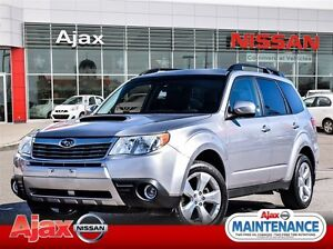 2009 Subaru Forester 2.5 XT Limited*Accident Free*Loaded