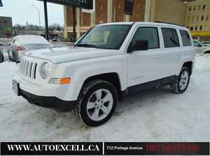 2011 Jeep Patriot Sport ALLOYS 4CYL 4X4