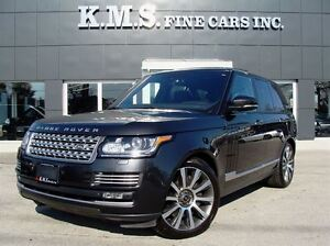 2013 Land Rover Range Rover Supercharged | AUTOBIOGRAPHY 510HP