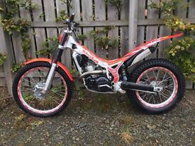 Beta Rev 3 270 2008 Trials Bike