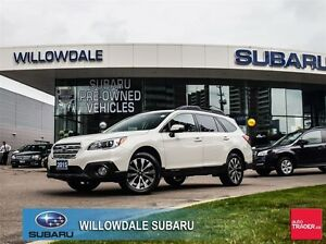 2015 Subaru Outback 2.5i Limited Package No Aciidents Off Lease