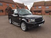 Range Rover sport 4.2l supercharged LOW MILEAGE