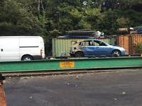 Scrap cars wanted £50 plus 07794523511 spares or repair car van