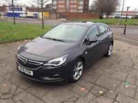 2016 Vauxhall Astra 1.4 sri turbo