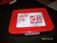Brand new 3 Pyrex Square Dish 3x 27x 23cm/ 4.0 litres