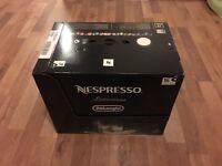 Brand New Nespresso Lattissima Coffee Machine (White) Includes £75 voucher