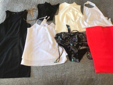 Womens Clothing Size 8-10