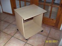 For Sale: Small wheeled Storage Cabinet