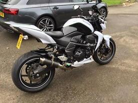Kawasaki Z750 ONLY 7500 miles!