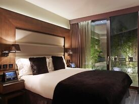 Night Reception Shift Leader For Luxury Boutique Hotel