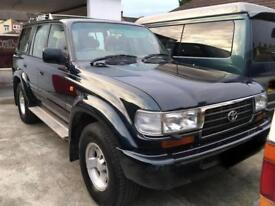 WANTED ! TOYOTA LANDCRUISER ! ANY MILEAGE, CONDITION ! CASH WAITING !