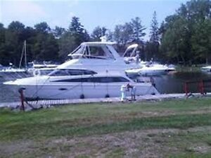 2008 carver yachts 43 SS