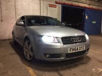 Audi A3 s line sport DSG automatic 2.0 tdi diesel fsh